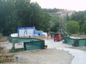 Castellana Sicula (PA) - Santuario erigendo
