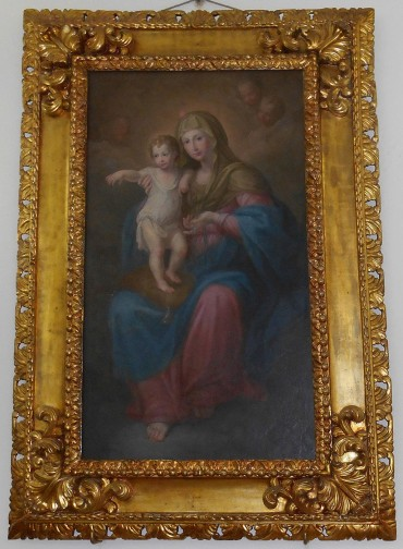Alcamo (TP) - Madonna della Catena (XVIII sec. - Giuseppe Renda)