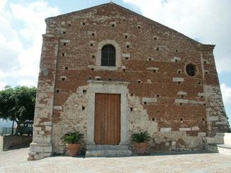 Roccavaldina - Parrocchia S. Nicolò di Bari - Chiesa Madonna della Catena