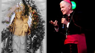 Mons. Giovanni D'Ercole | Castiglione di Sicilia venerdì 5-6 maggio 2017